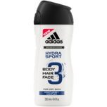 Adidas Dusche Hydra Sport 250ml