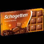 Schogetten Caramel-Brownie 100g