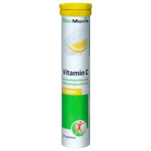 DocMorris Vitamin C 20 Stück