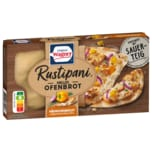 Original Wagner Rustipani helles Ofenbrot Hähnchenbrust auf Frischkäse-Creme Brotspezialität 180g
