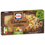 Original Wagner Rustipani dunkles Ofenbrot Geräucherter Käse auf Ricotta-Creme Brotspezialität 175g