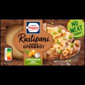 Original Wagner Rustipani dunkles Ofenbrot Geräucherter Käse auf Ricotta-Creme Brotspezialität tiefgefroren 175g
