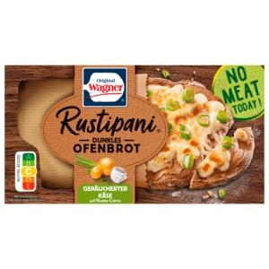 Original Wagner Rustipani Geräucherter Käse 175g