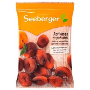 Seeberger Aprikosen Ungeschwefelt 125g