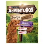 Purina Adventuros Strips Hirsch 90g