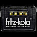 Fritz-spritz Bio Apfelschorle 24x0,33l