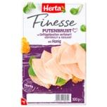 Herta Finesse Putenbrust mit Honig 100g