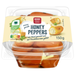REWE Beste Wahl Honey Peppers 150g
