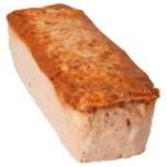 Böhnlein Pizzafleischkäse gebacken