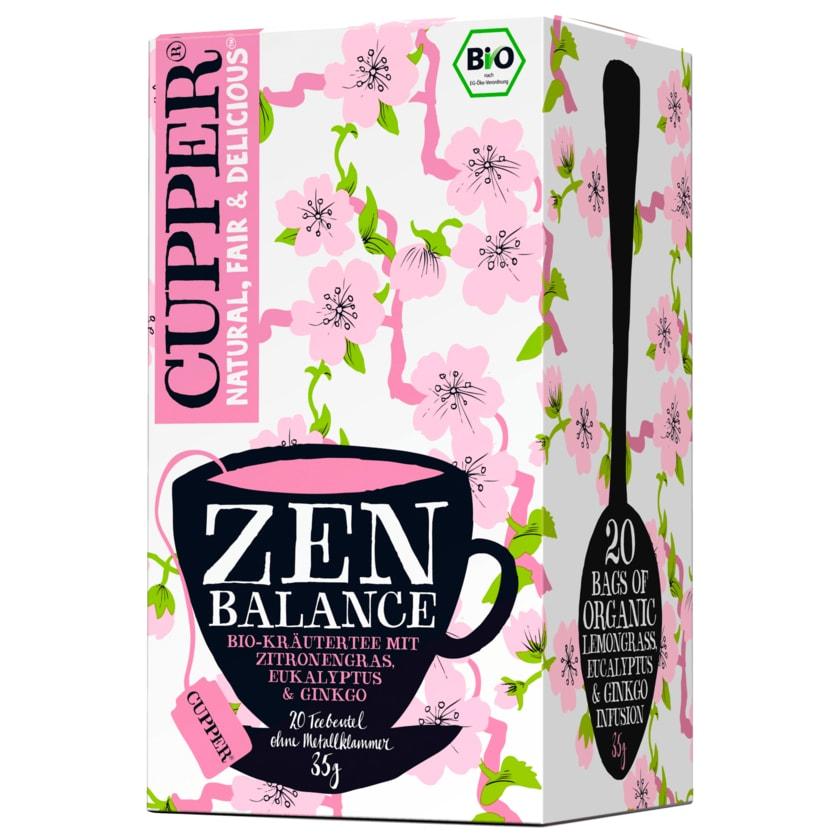 Cupper Tea Bio Zen Balance 35g, 20 Beutel