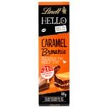 Lindt Hello Schokolade Caramel Brownie 100g