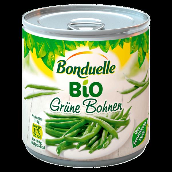 Bonduelle Bio Grüne Bohnen 220g