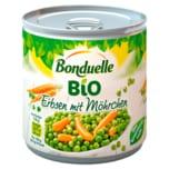 Bonduelle Bio Erbsen mit Möhrchen 265g
