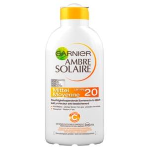 Garnier Ambre Solaire Milch LSF 20 200ml