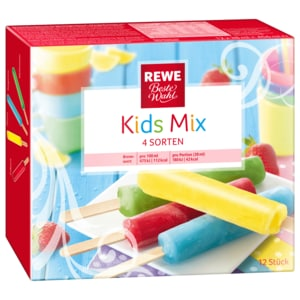 REWE Beste Wahl Kids Mix 12x38ml