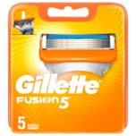 Gillette Klingen Fusion 5 Stück