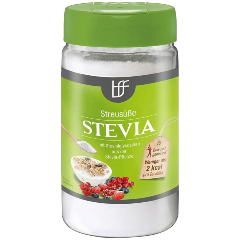 Bff Stevia-Streusüße 75g