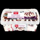 REWE Beste Wahl Blaubeer-Cupcake-Eis 300ml