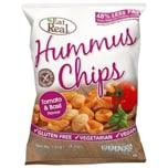 Eat Real Humus Chips Tomato & Basil 135g