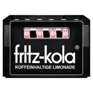 Fritz-spritz Bio Rhabarberschorle 24x0,33l