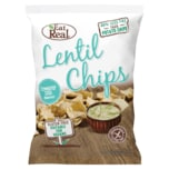 Eat Real Lentil Chips Creamy Dill 113g