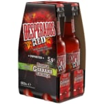 Desperados Tequila Beer Red 4x0,33l