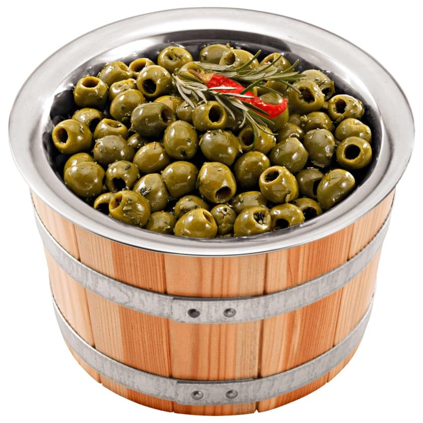 Grossmann Nocarella Del Belice Oliven 108g