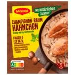 Maggi Fix für Champignon Rahm-Hähnchen 36g