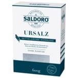 Saldoro Urmeersalz Mittel 600g