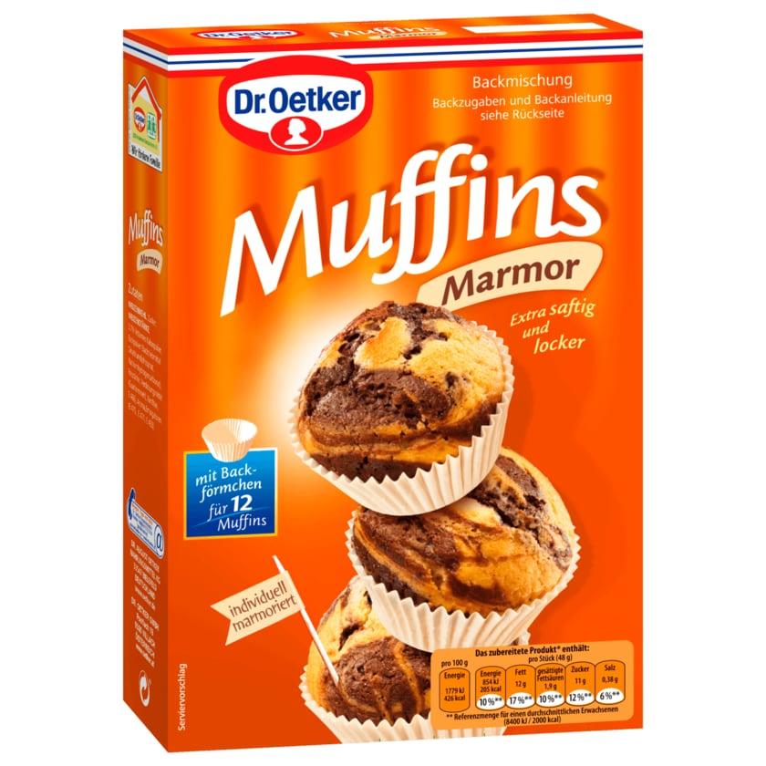 Dr. Oetker Marmor-Muffins 320g