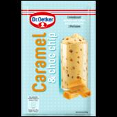 Dr. Oetker Trenddessert Caramel und Choco-Chip 95g