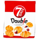 7 Days Double Mini-Croissant Vanille-Sauerkirsch 185g