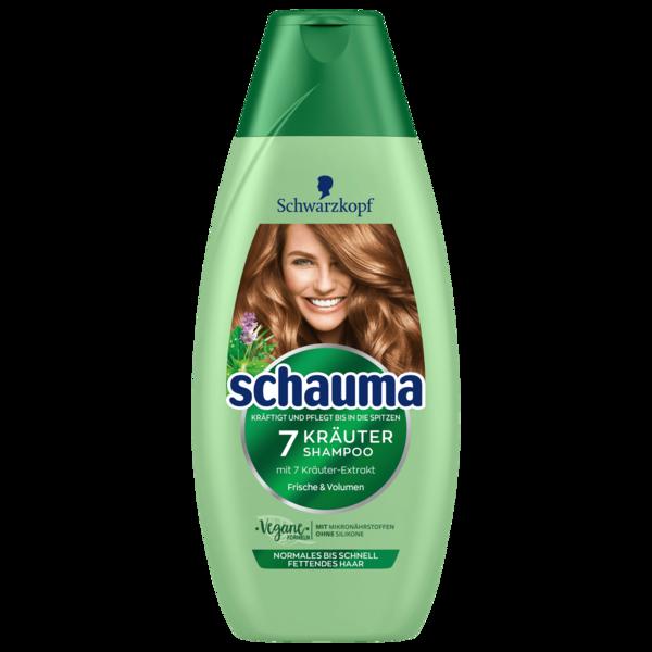 Schwarzkopf Schauma Shampoo 7-Kräuter 400ml