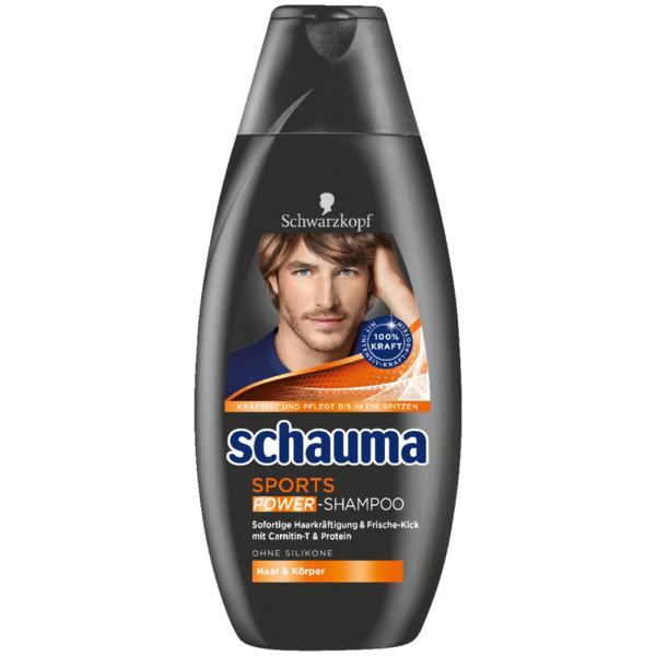Schwarzkopf Schauma Shampoo Sports 400ml