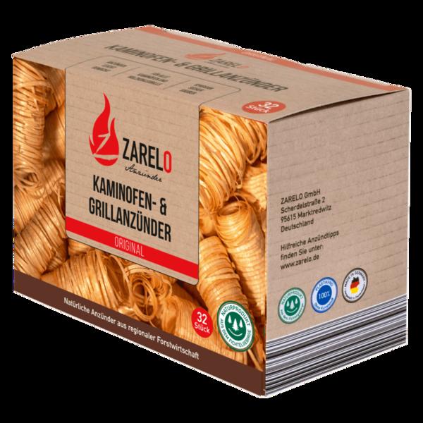 Zarelo Grill-Kaminanzünder 32 Stück