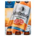 Schöfferhofer Grapefruit alkoholfrei 6x0,33l