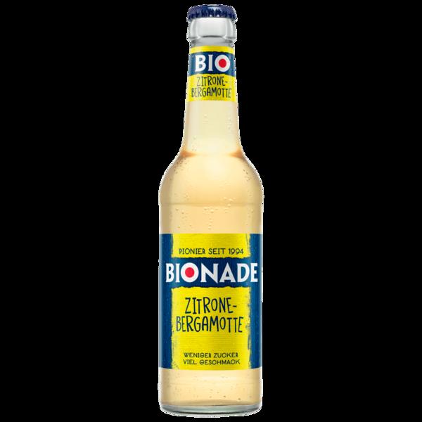 Bionade Zitrone Bergamotte 0,33l