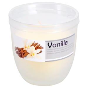 Duftkerze Vanille im Glas