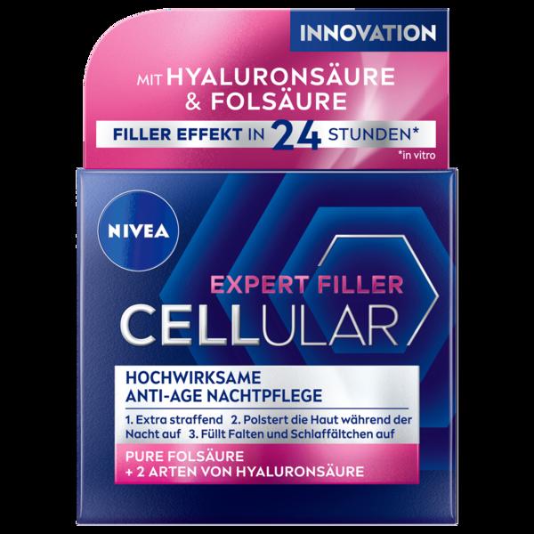 Nivea Cellular Anti-Age Nachtpflege 50ml