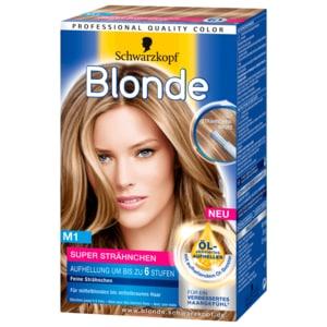 Schwarzkopf Blonde M1 Super Strähnchen 133ml Bei Rewe Online Bestellen