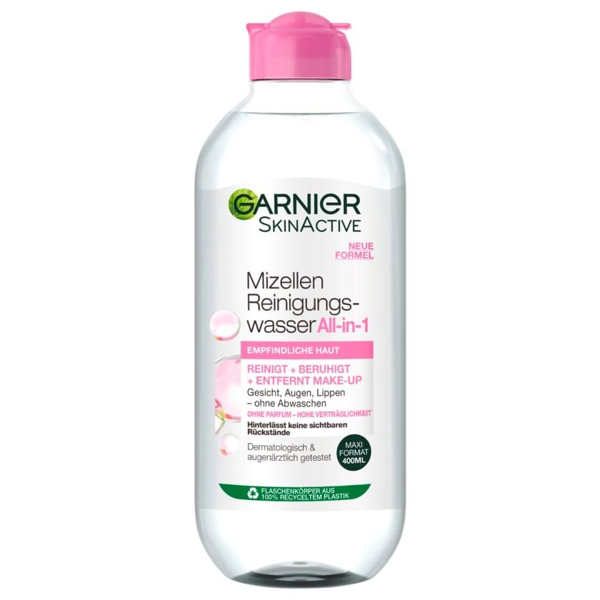 Garnier Cleansing Mizelle Reinigungswasser für normale Haut 400ml