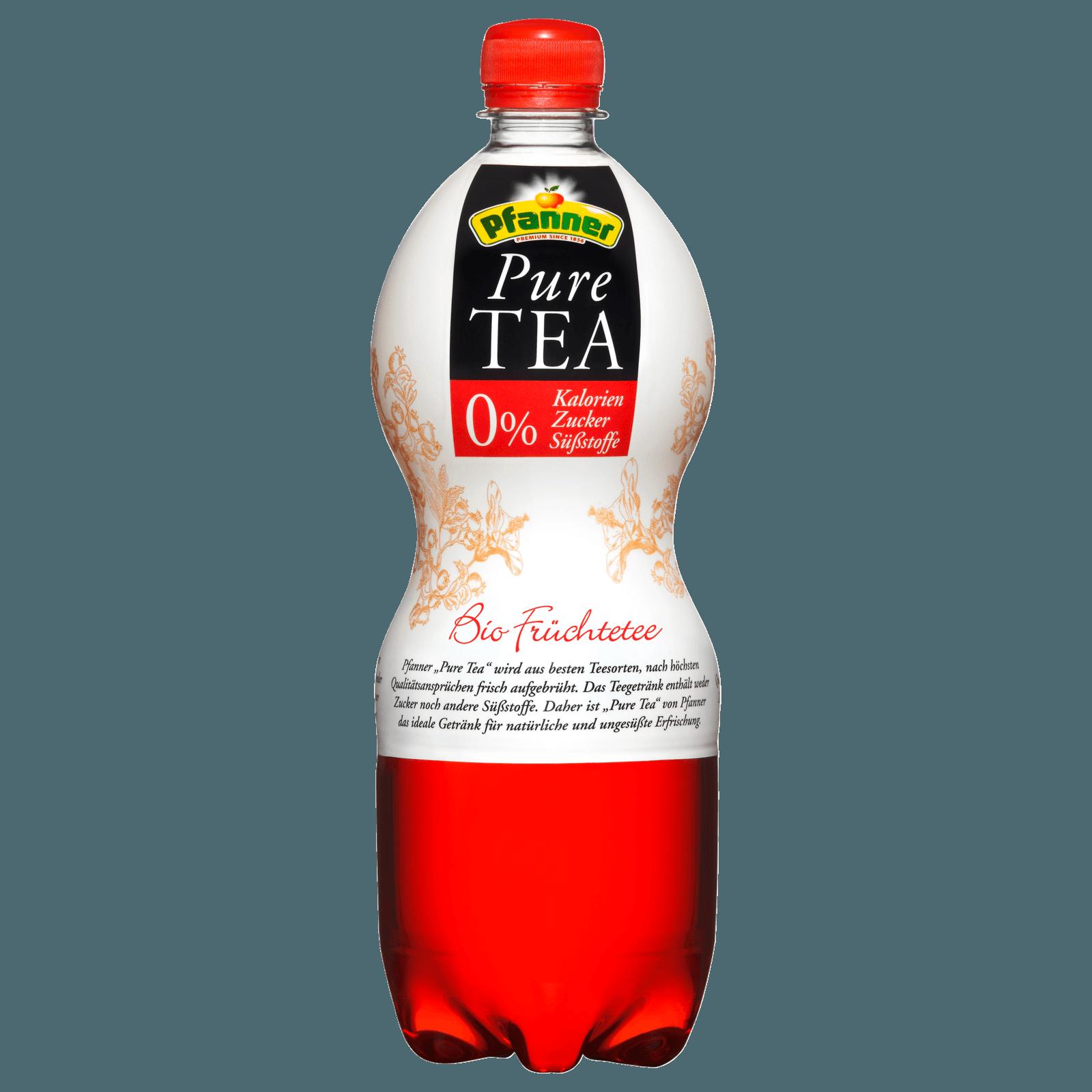 Pfanner Pure Tea Früchtetee 1l bei REWE online bestellen!