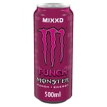 Monster Energy Punch 0,5l