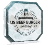 Frozen Butcher US Beef Burger 2x125g