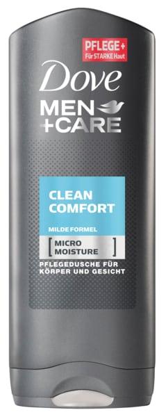 Dove Men+Care Duschgel Clean Comfort 250ml