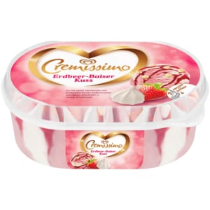 Cremissimo Erdbeer-Baiser Eis 900ml