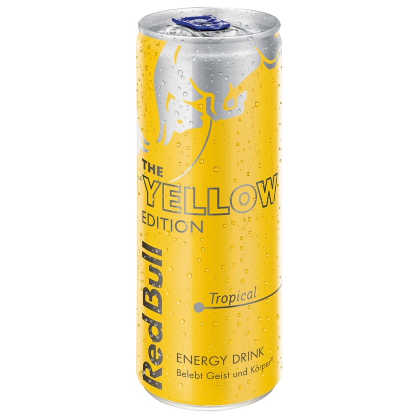 Red Bull Energy Drink Tropical 0,25l