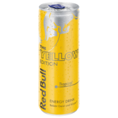 Red Bull Yellow Edition Tropical Energy Drink 0,25l