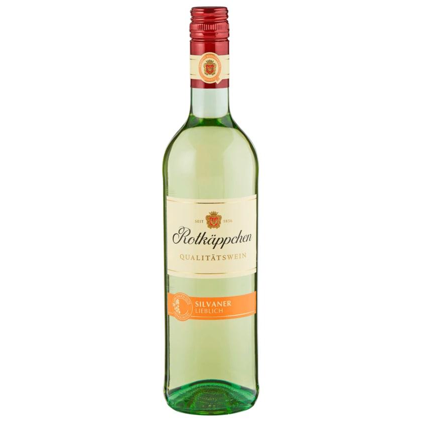 Rotkäppchen Rotwein Regent lieblich 0,75l