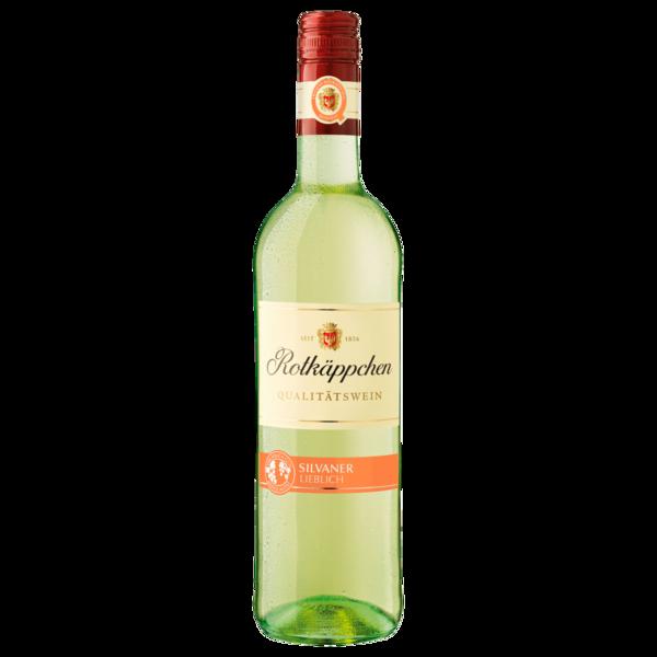 Rotkäppchen Weißwein Silvaner lieblich 0,75l